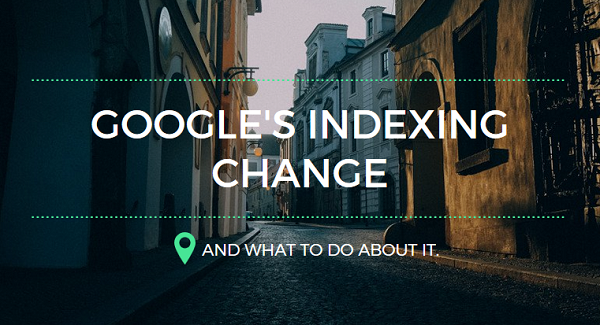 Mobile Indexing by Google needs your attention