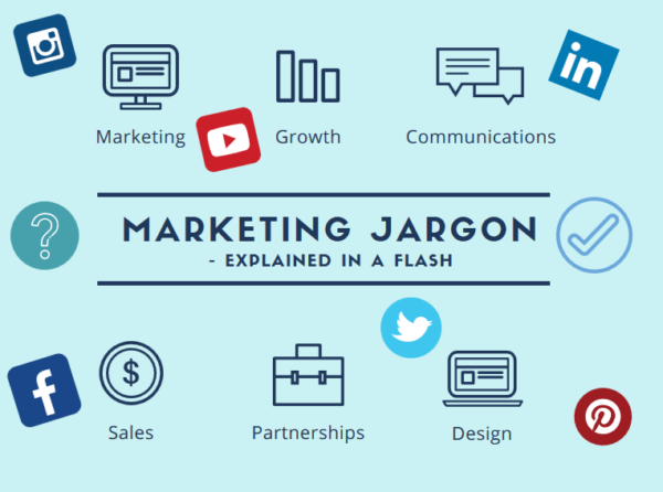 Marketing Jargon explained in a flash